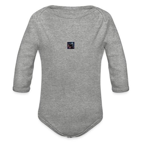TheMiniGamer Shop - Organic Long Sleeve Baby Bodysuit