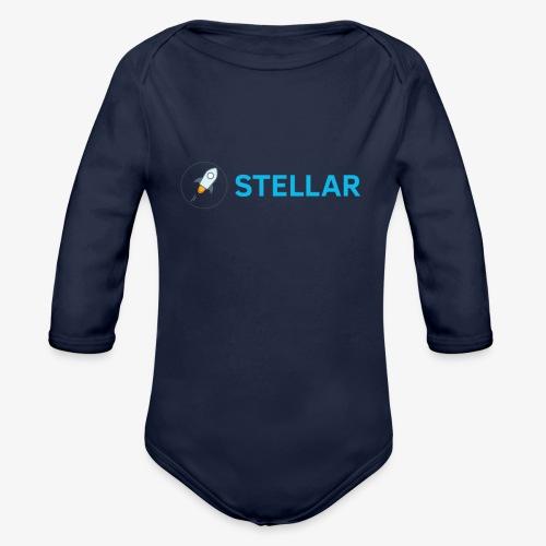 Stellar - Organic Long Sleeve Baby Bodysuit
