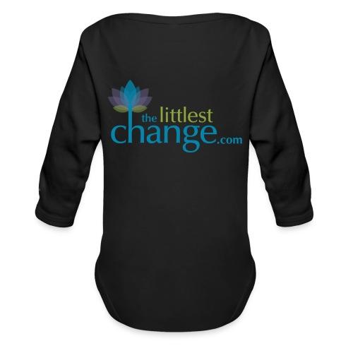 Teach, Love, Nurture - Organic Long Sleeve Baby Bodysuit