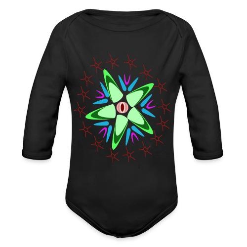 The Augustow - Organic Long Sleeve Baby Bodysuit