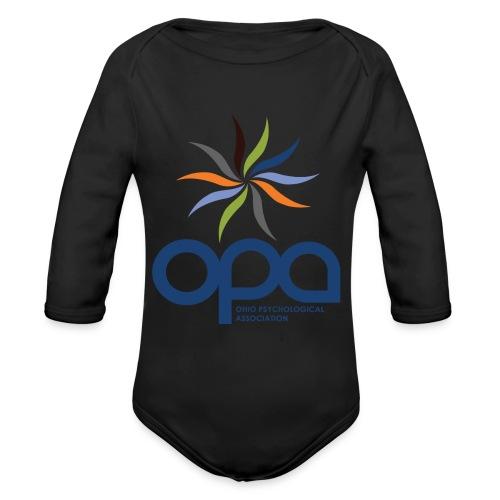 OPA Mug - Organic Long Sleeve Baby Bodysuit