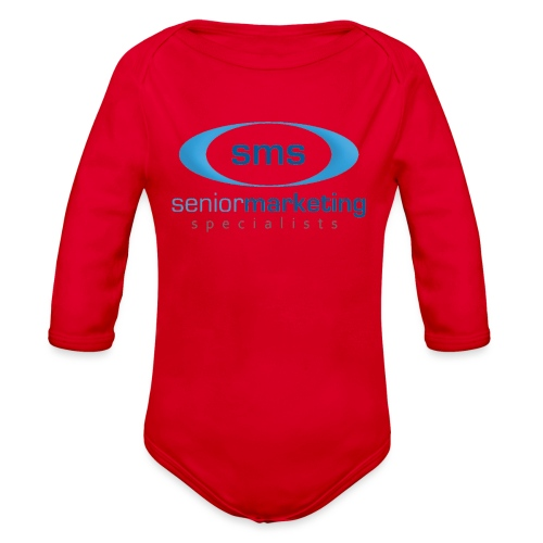 Senior Marketing Specialists - Organic Long Sleeve Baby Bodysuit