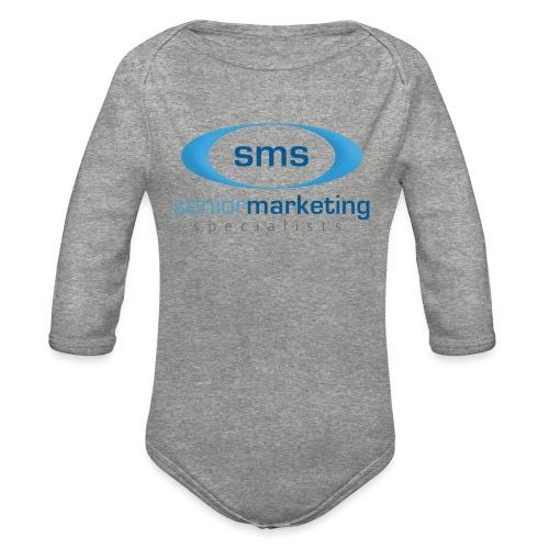 Senior Marketing Specialists - Organic Long Sleeve Baby Bodysuit