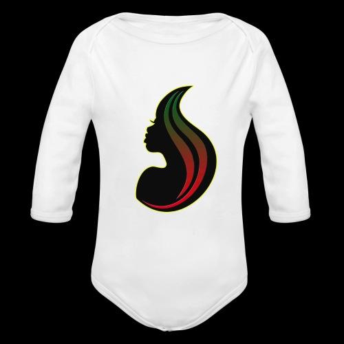 RBGgirl - Organic Long Sleeve Baby Bodysuit
