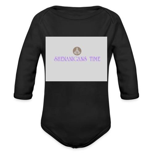 New merch for 2020 - Organic Long Sleeve Baby Bodysuit