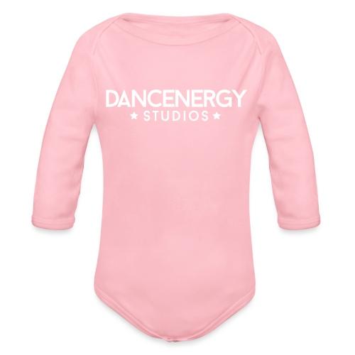 DS - Organic Long Sleeve Baby Bodysuit