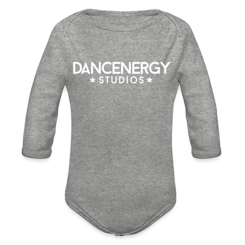 DS - Organic Long Sleeve Baby Bodysuit