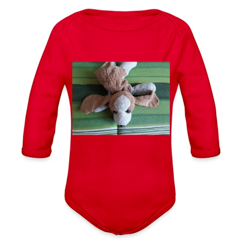 Capi shirt - Organic Long Sleeve Baby Bodysuit