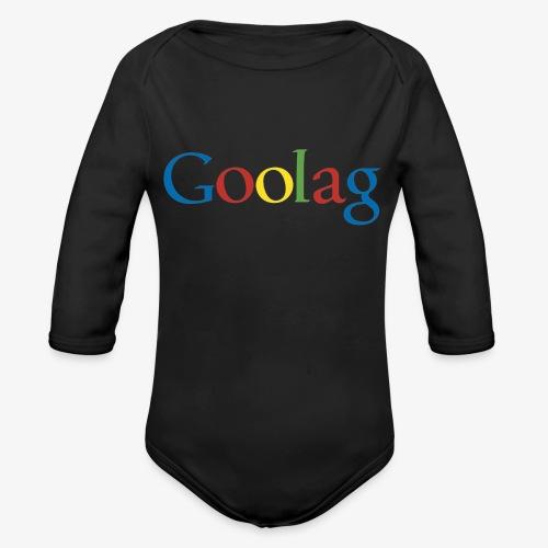 goolag - Organic Long Sleeve Baby Bodysuit