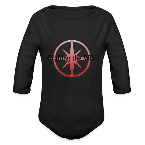 Crafting The Wild - Organic Long Sleeve Baby Bodysuit
