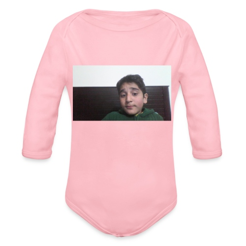 Dont Think Just BUY - Organic Long Sleeve Baby Bodysuit
