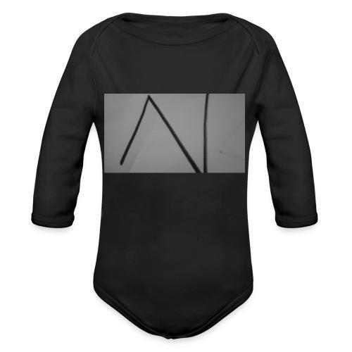 The n team - Organic Long Sleeve Baby Bodysuit