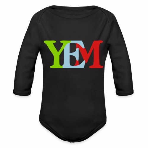 YEMpolo - Organic Long Sleeve Baby Bodysuit