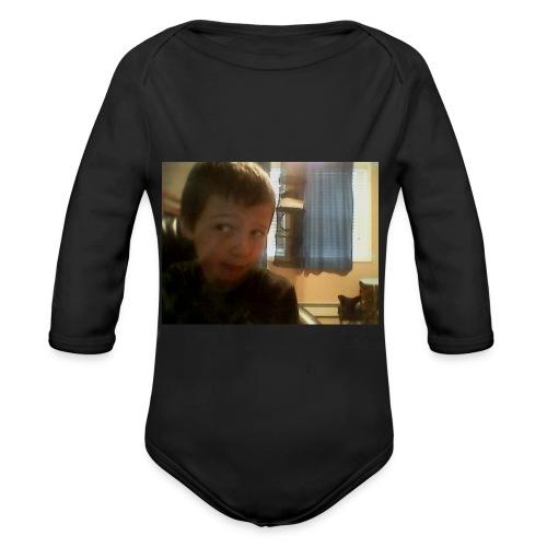 filip - Organic Long Sleeve Baby Bodysuit