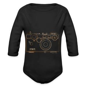 GAS - Argus C3 - Long Sleeve Baby Bodysuit