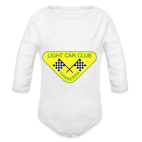 LCCC - Organic Long Sleeve Baby Bodysuit