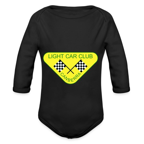 LCCC - Organic Long Sleeve Baby Bodysuit