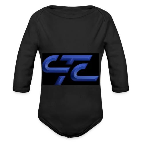 4CA47E3D 2855 4CA9 A4B9 569FE87CE8AF - Organic Long Sleeve Baby Bodysuit