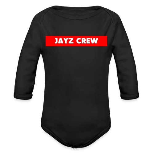 LIMITED JAY CREW SUPERME LOOK - Organic Long Sleeve Baby Bodysuit