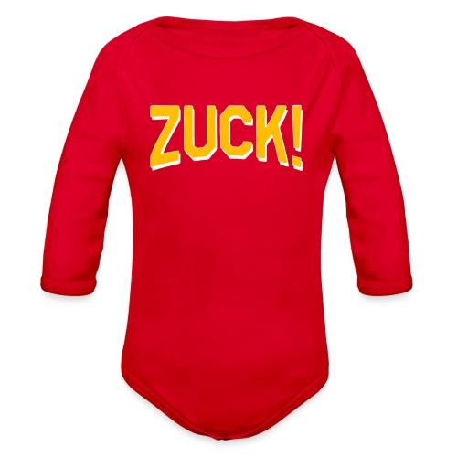 ZUCK! - Organic Long Sleeve Baby Bodysuit