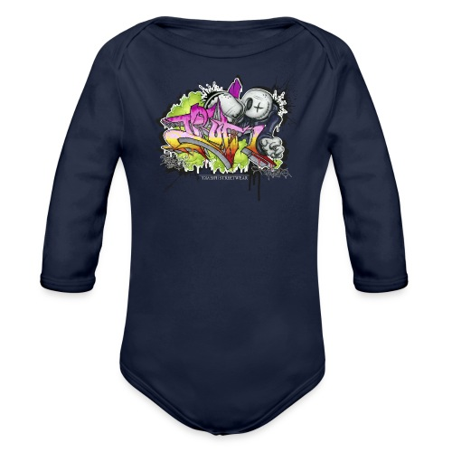TRUTH - Organic Long Sleeve Baby Bodysuit