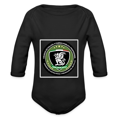 Its for a fundraiser - Organic Long Sleeve Baby Bodysuit