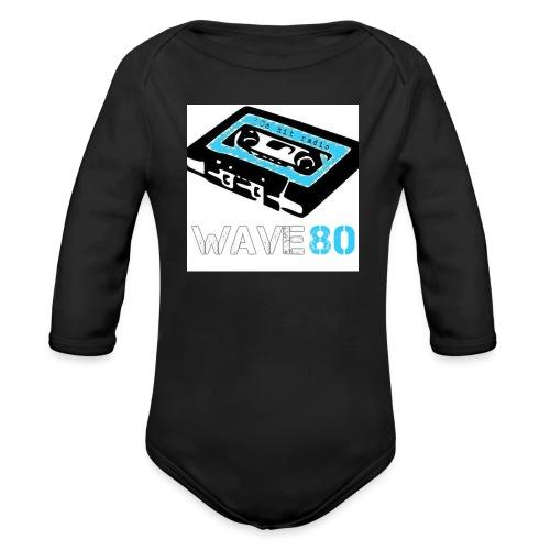 Alt Logo - Organic Long Sleeve Baby Bodysuit