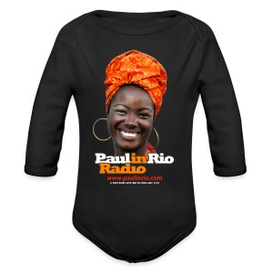 Paul in Rio Radio - Mágica garota - Long Sleeve Baby Bodysuit