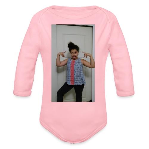 Winter merchandise - Organic Long Sleeve Baby Bodysuit