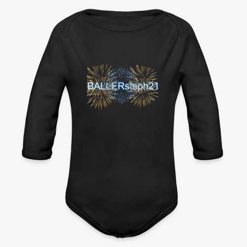 BAllersteph21 - Organic Long Sleeve Baby Bodysuit