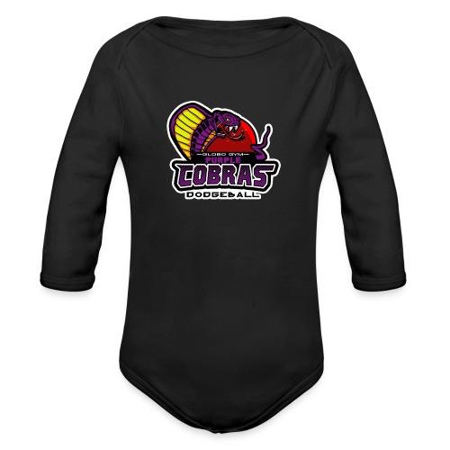 globo gym costume - Organic Long Sleeve Baby Bodysuit