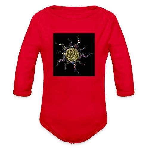 awake - Organic Long Sleeve Baby Bodysuit