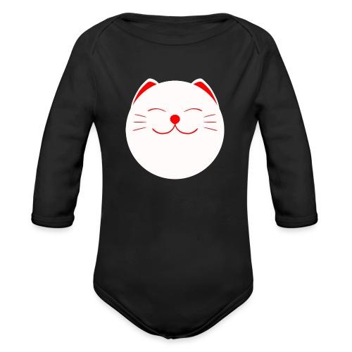 neko - Organic Long Sleeve Baby Bodysuit