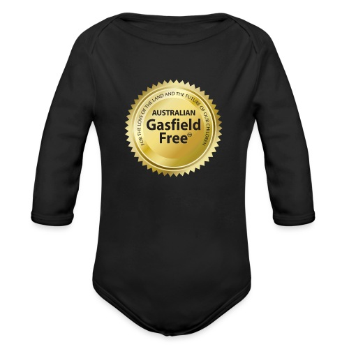 AGF Organic T Shirt - Traditional - Organic Long Sleeve Baby Bodysuit