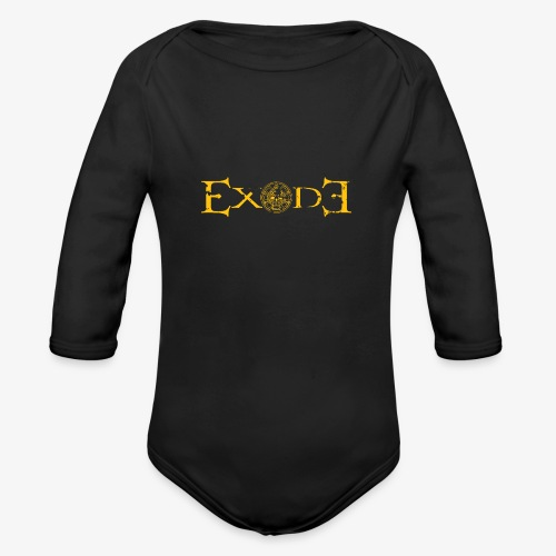 exode - Organic Long Sleeve Baby Bodysuit