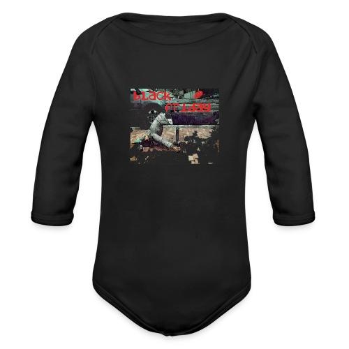 black friday - Organic Long Sleeve Baby Bodysuit