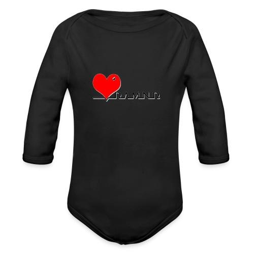 Damnd - Organic Long Sleeve Baby Bodysuit