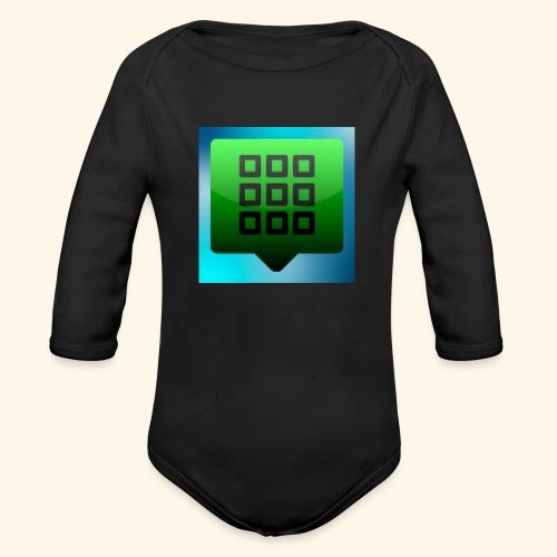 photo 1 - Organic Long Sleeve Baby Bodysuit
