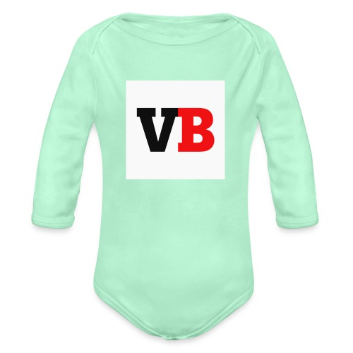 Vanzy boy - Organic Long Sleeve Baby Bodysuit