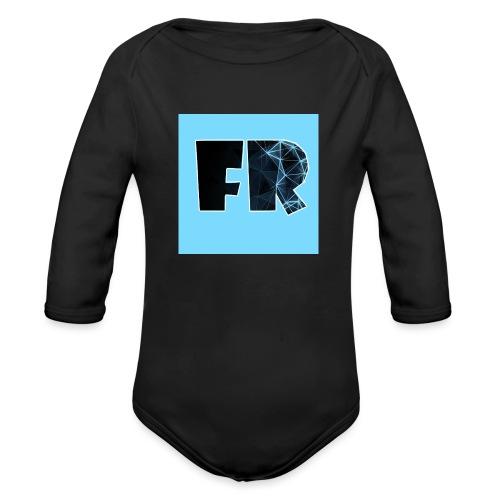 Fanthedog Robloxian - Organic Long Sleeve Baby Bodysuit