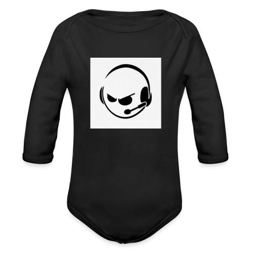 photo - Organic Long Sleeve Baby Bodysuit