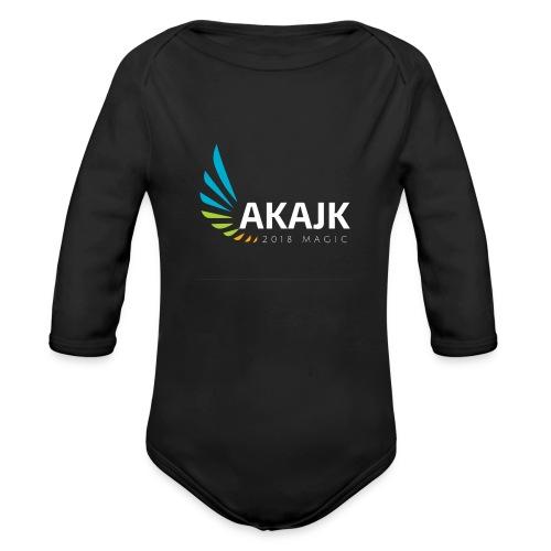 2018 Magic - Organic Long Sleeve Baby Bodysuit