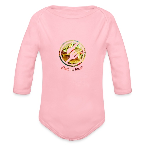 tacolife - Organic Long Sleeve Baby Bodysuit