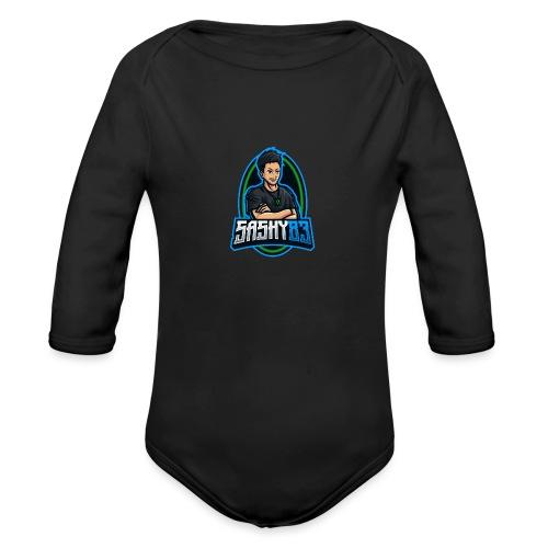 Sashy83 - Organic Long Sleeve Baby Bodysuit