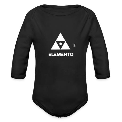 Official logo of ELEMENTO® Arts - Organic Long Sleeve Baby Bodysuit