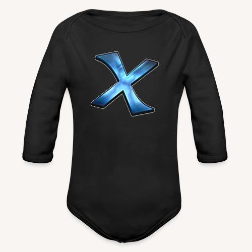 Predrax Ninja X Exclusive Premium Water Bottle - Organic Long Sleeve Baby Bodysuit