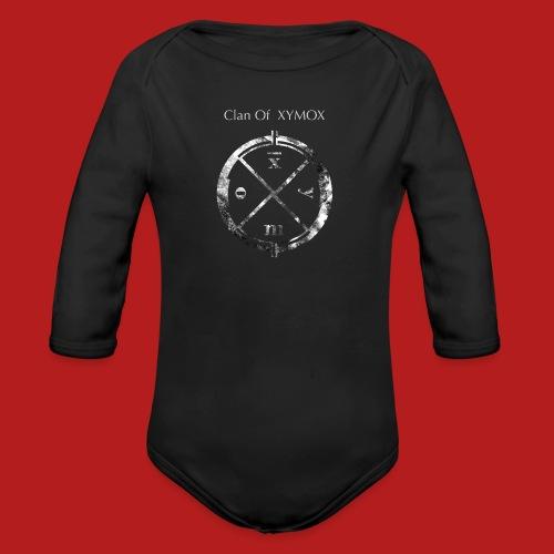 Logo shirt COX for PRINT - Organic Long Sleeve Baby Bodysuit