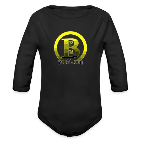 BFMWORLD - Organic Long Sleeve Baby Bodysuit