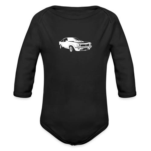 a9x PNG - Organic Long Sleeve Baby Bodysuit