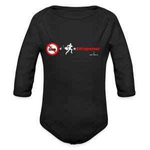 Icons - Long Sleeve Baby Bodysuit